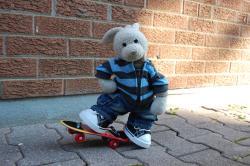 Skateboarding!!